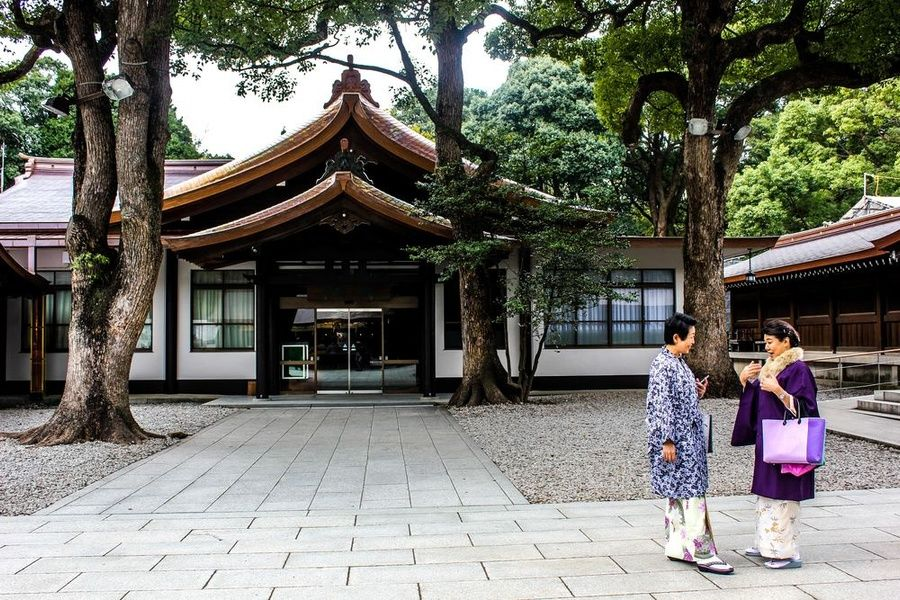 Meiji Shrine Must Do in Tokyo