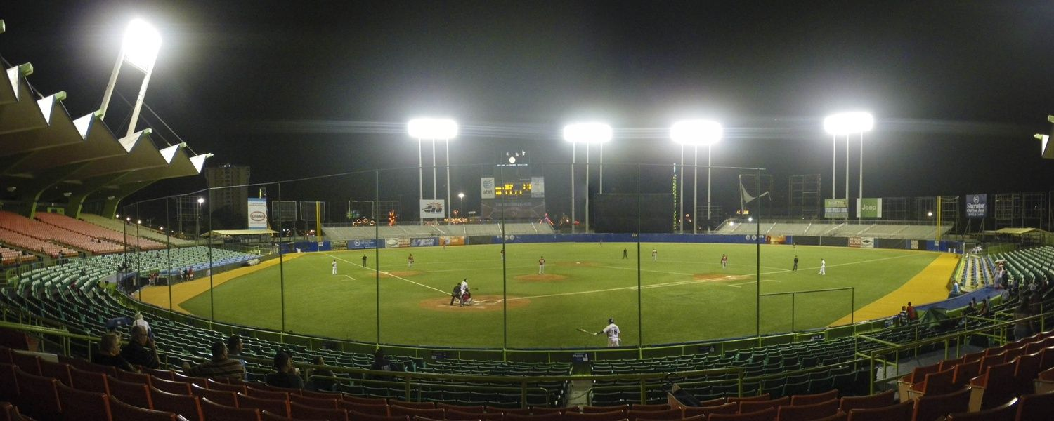 Going to a ballgame at Estadio Hiram Bithorn is one of the fun things to do in san juan puerto rico