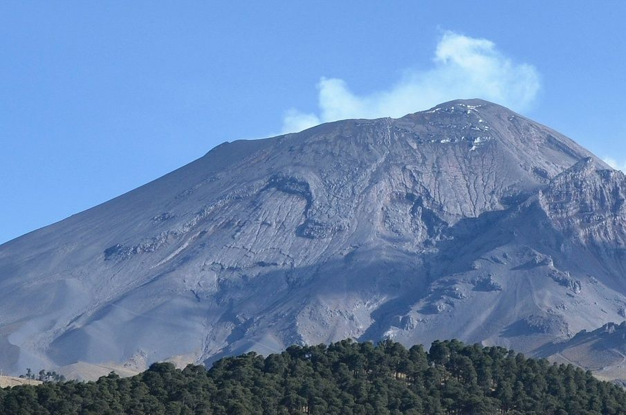For a unique Mexico City tour, hike the largest active volcano in Central America