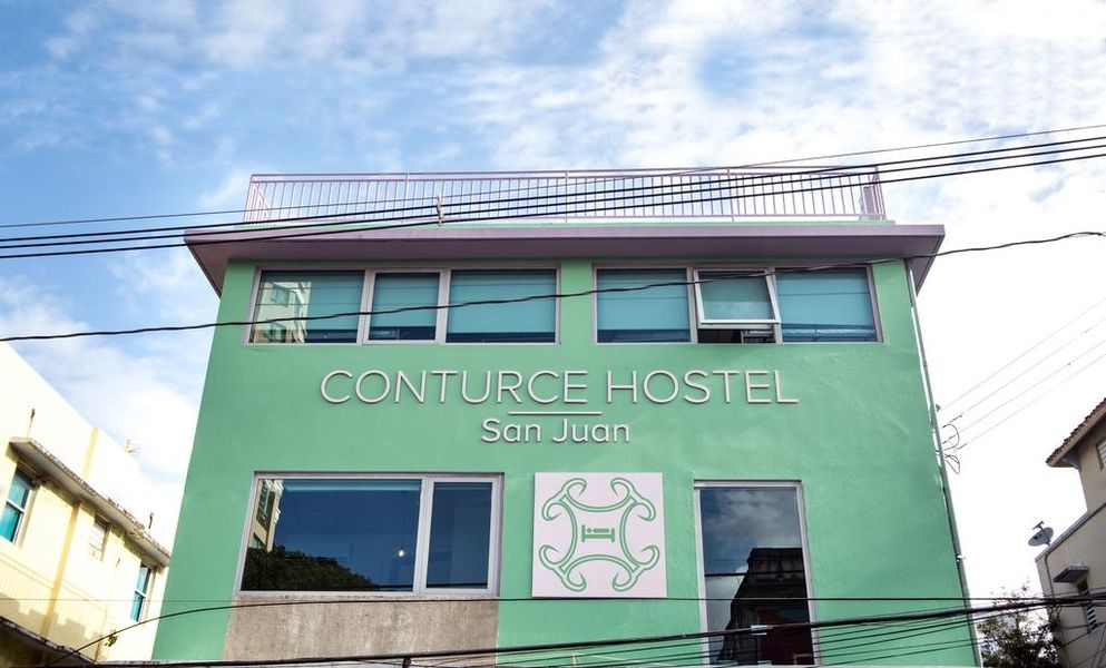 Conturce Hostel is a great hostel in Puerto RIco for couples