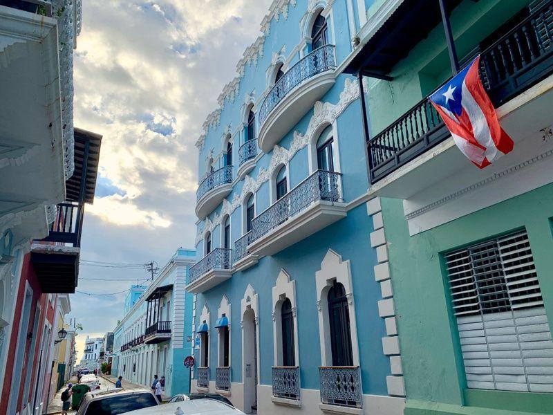 Old San Juan is a classic Puerto Rico destination