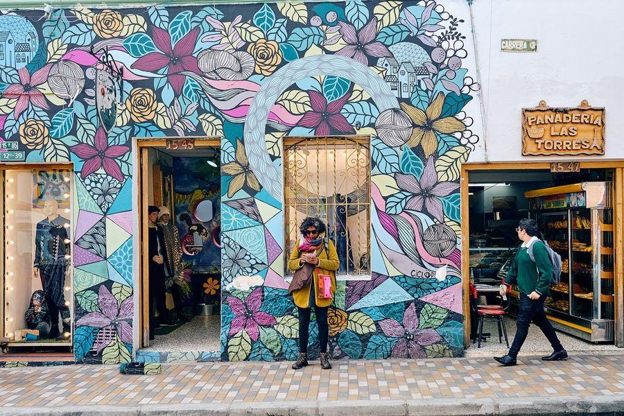 Bogota 2 weeks in Colombia