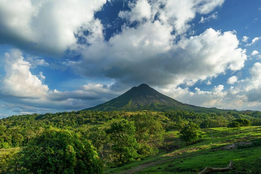 Arenal is one of the most awesome places to visit in Costa Rica