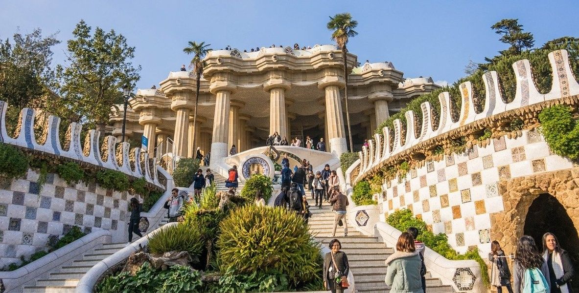 Parque Guell Things To Do In Spain