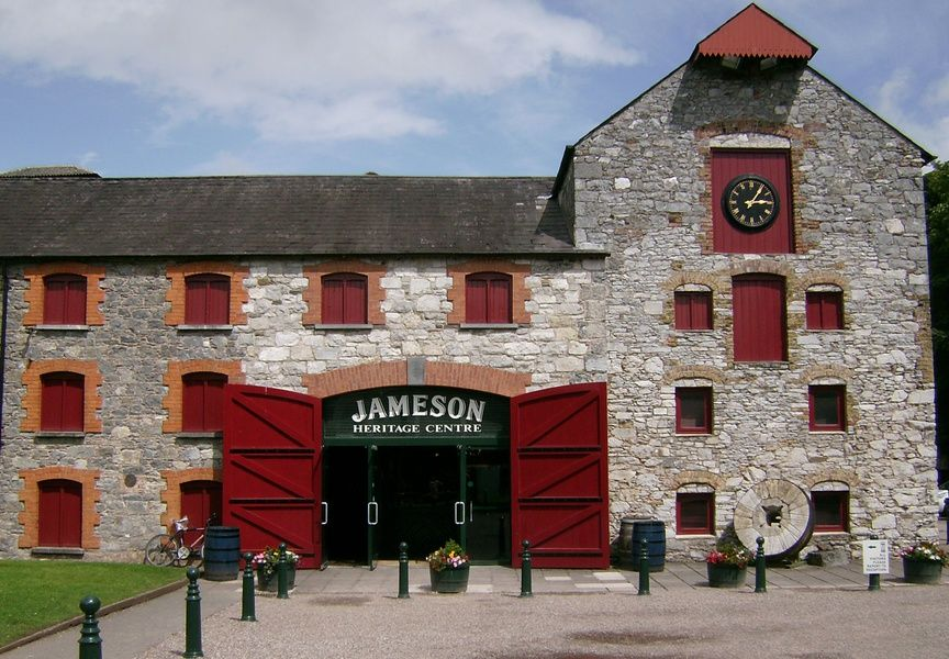 Touring the iconic Jameson Distillery is a cool thing to do in ireland