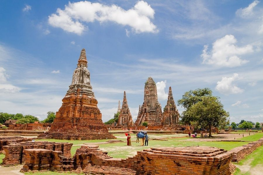 Ayutthaya is one of the best places to visit in Thailand
