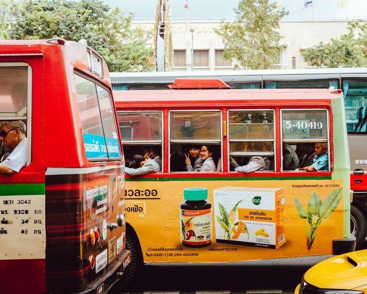 A Thailand travel FAQ: how to get around?
