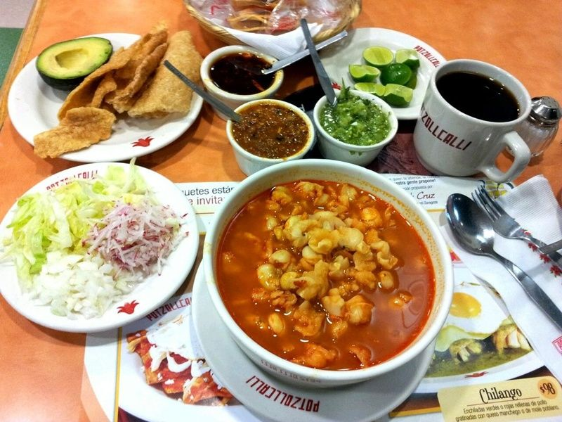 Food Best Time to Visit Mexico City