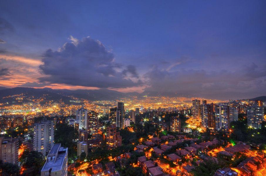 Medellin 2 Weeks in Colombia