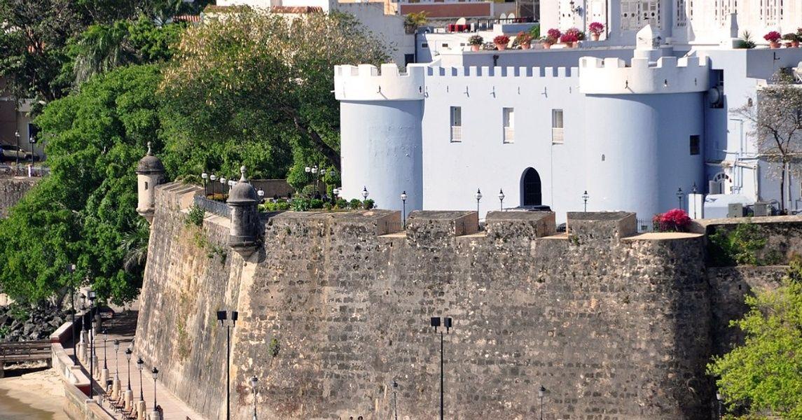 La Fortaleza Puerto Rico Landmarks