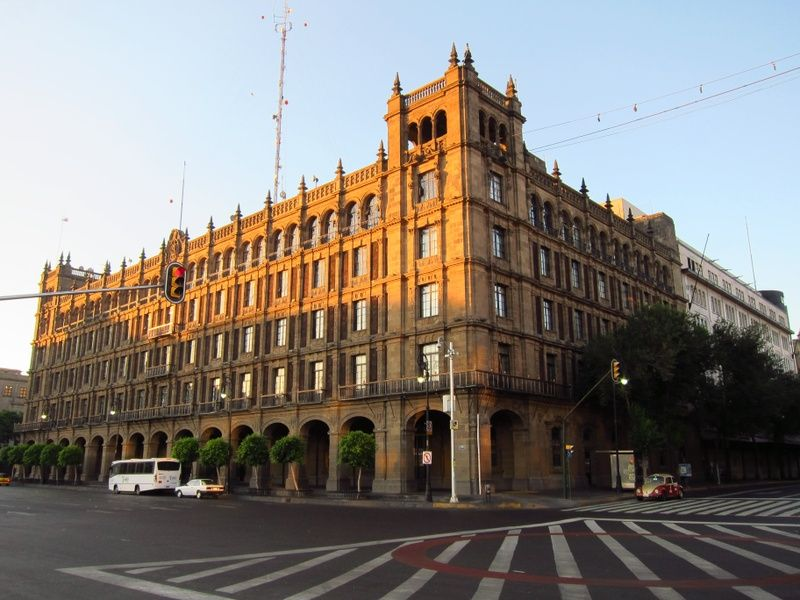 Centro Historico is where to stay in Mexico City