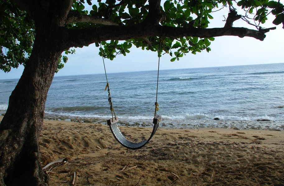 Rincon  is where to stay in Puerto Rico