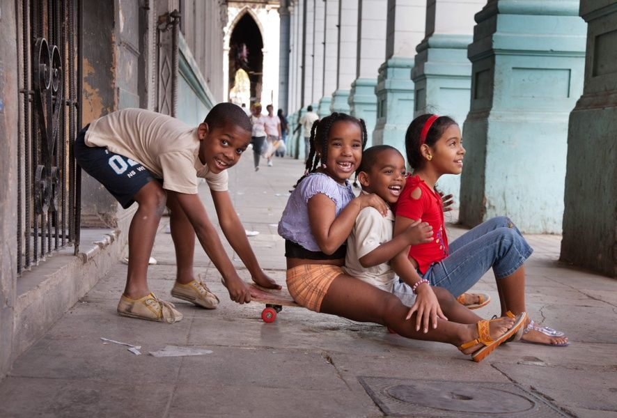 Children Flights to Cuba from Mexico