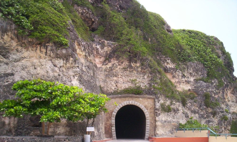 Guajataca Tunnel is where to go Sightseeing in Puerto Rico