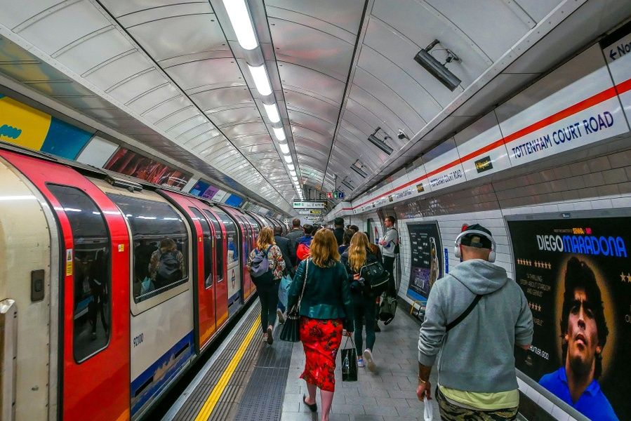 London is safe, and has great public transit