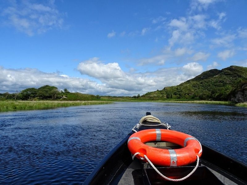 Killarney National Park is one of the best places to visit in Ireland