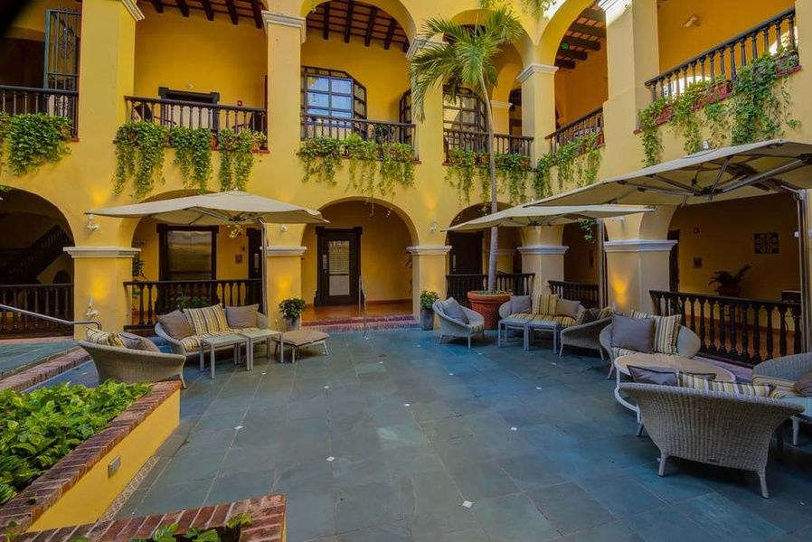 Hotel El Convento is a beautiful boutique hotel in Puerto Rico