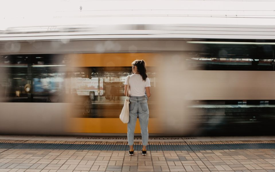 When you travel solo in Japan using transportation is easy