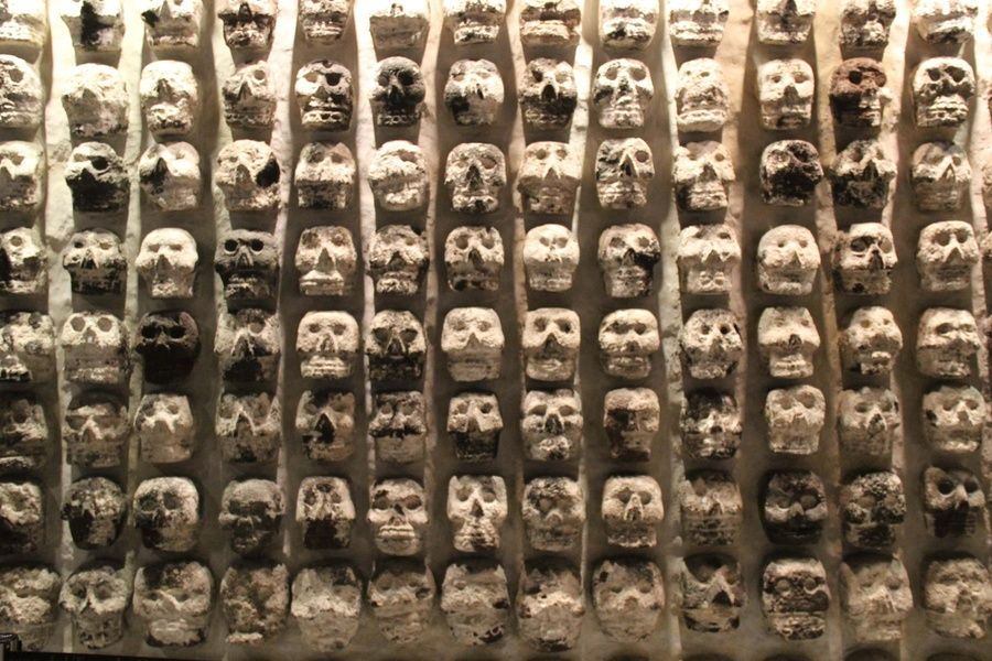 TripAdvisor Mexico City agrees: Templo Mayor is awesome