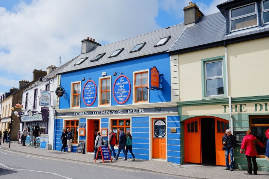 Dingle is one of the best towns to visit in Ireland