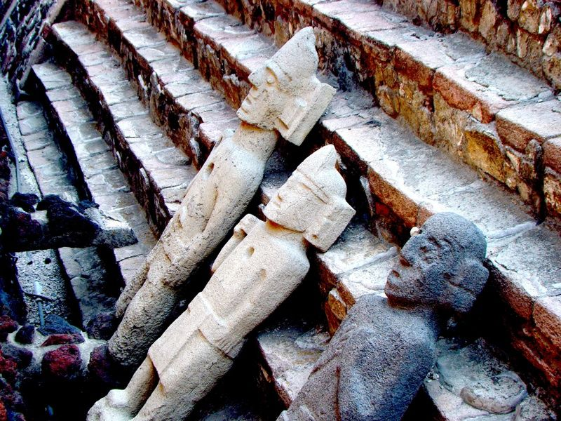 Aztec Templo Mayor