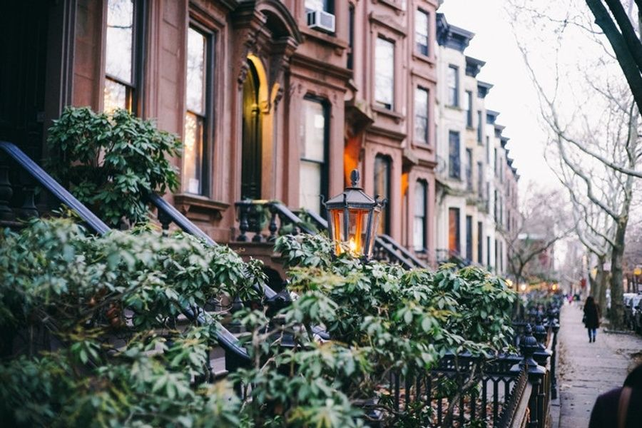 Picturesque West Brooklyn is a beautiful place to stay in New York
