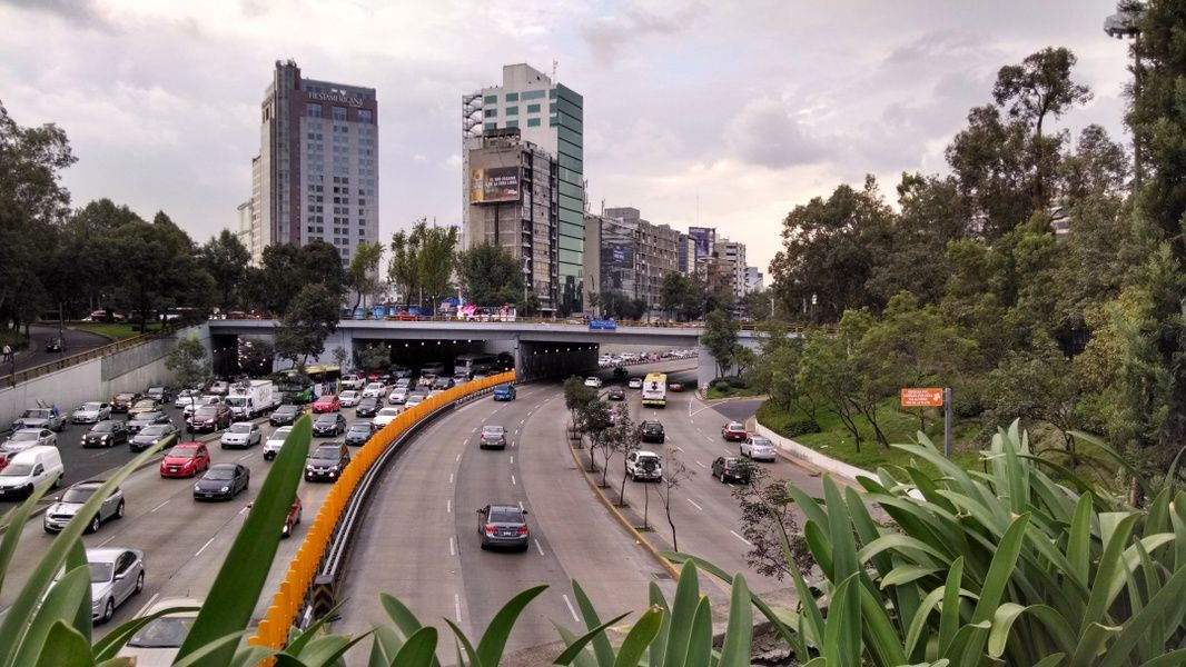 Transportation is important for Mexico City travel