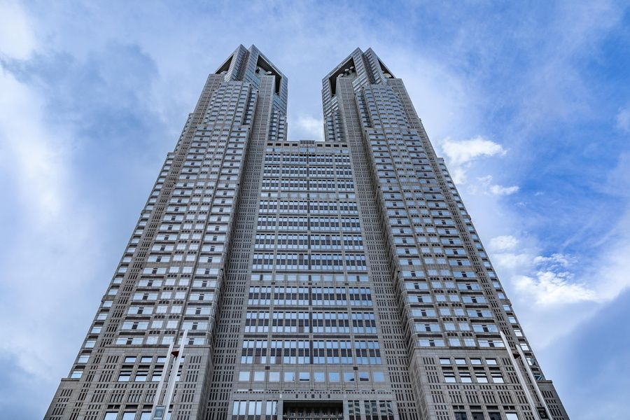 Check out the Tokyo Metropolitan Government building if you're looking for what to do in Tokyo in 3 days