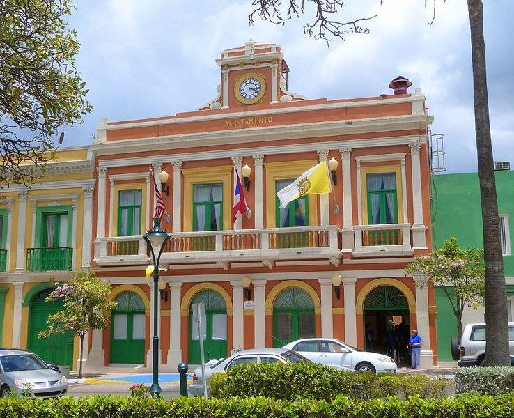 Juana Diaz Towns in Puerto Rico