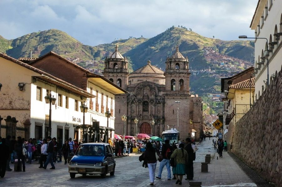 Cusco is one of the best places to visit in Peru