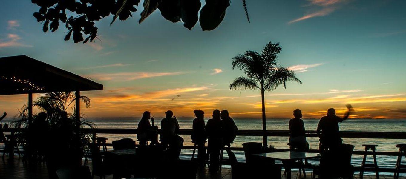 Villa Cofresi Hotel & Restaurant is a Puerto Rico beach resort known for its stellar cuisine