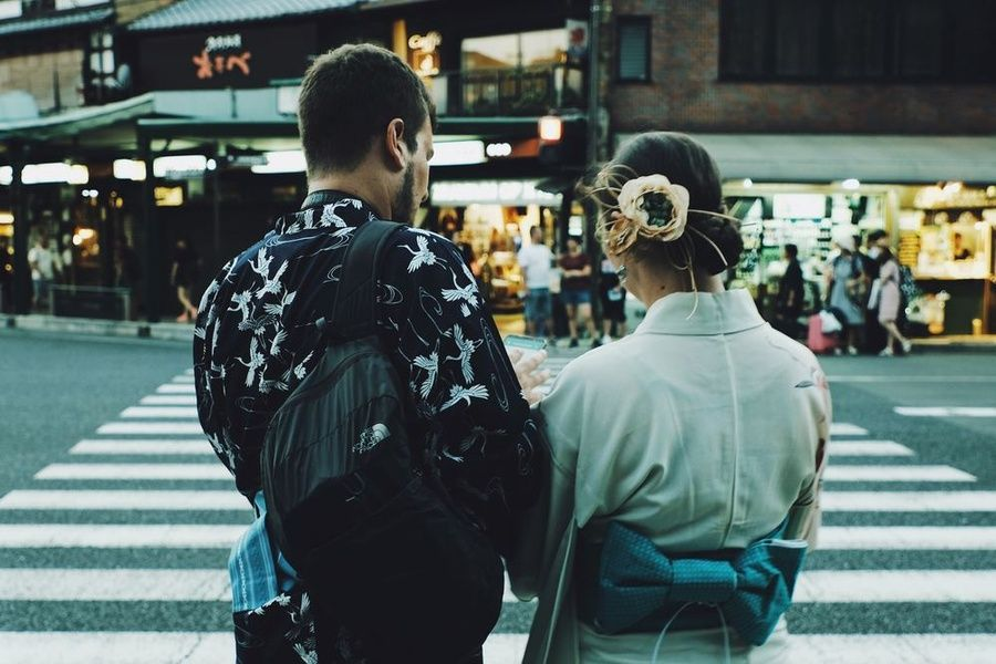 Kyoto is one of the best cities to visit in Japan