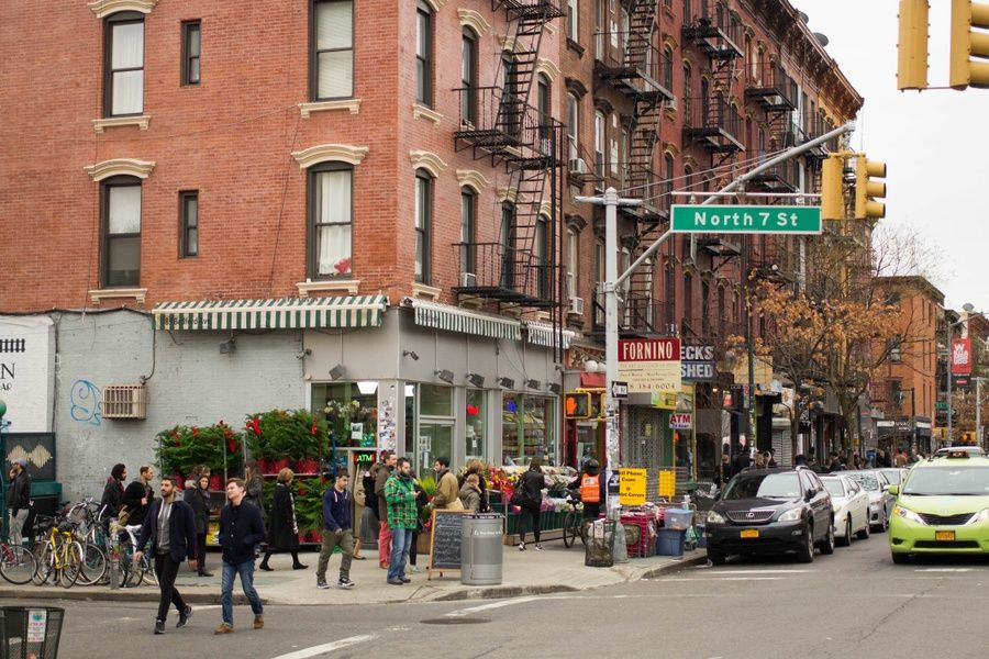 Williamsburg is one of the most hip places to visit in New York City