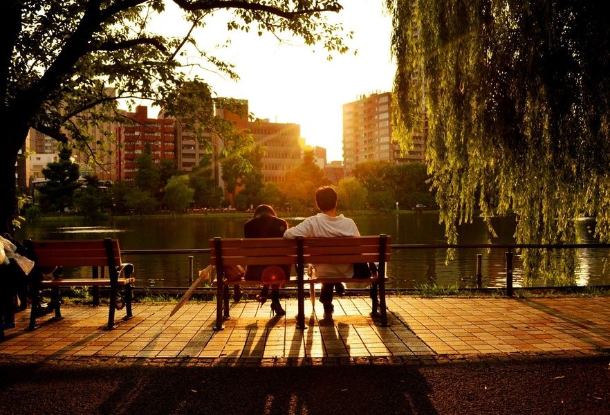 The idyllic Ueno Park is beloved by TripAdvisor Japan