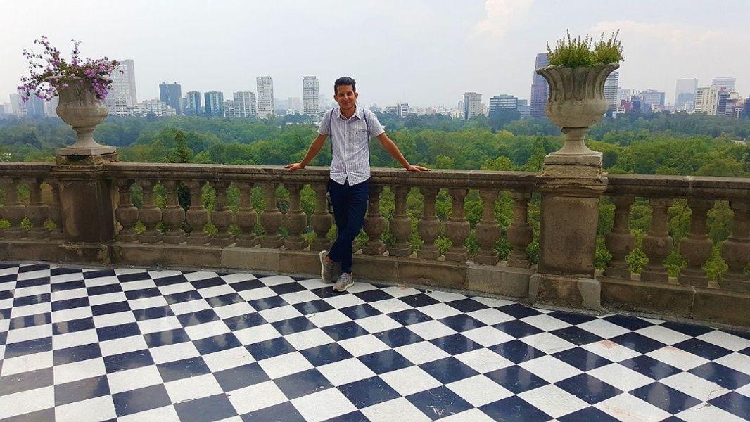 Chapultepec Park Mexico City Landmarks