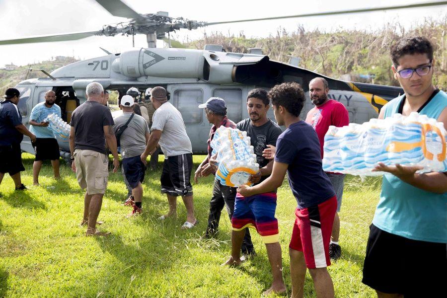 Volunteering has made it safer quicker at Puerto Rico