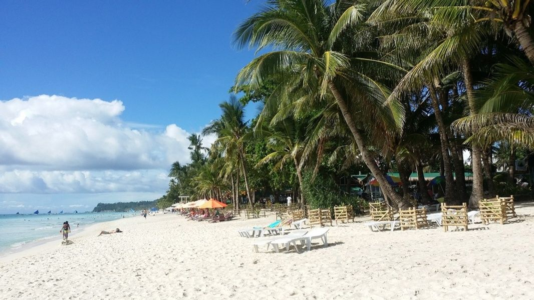 Boracay is one of the best places to visit in the Philippines