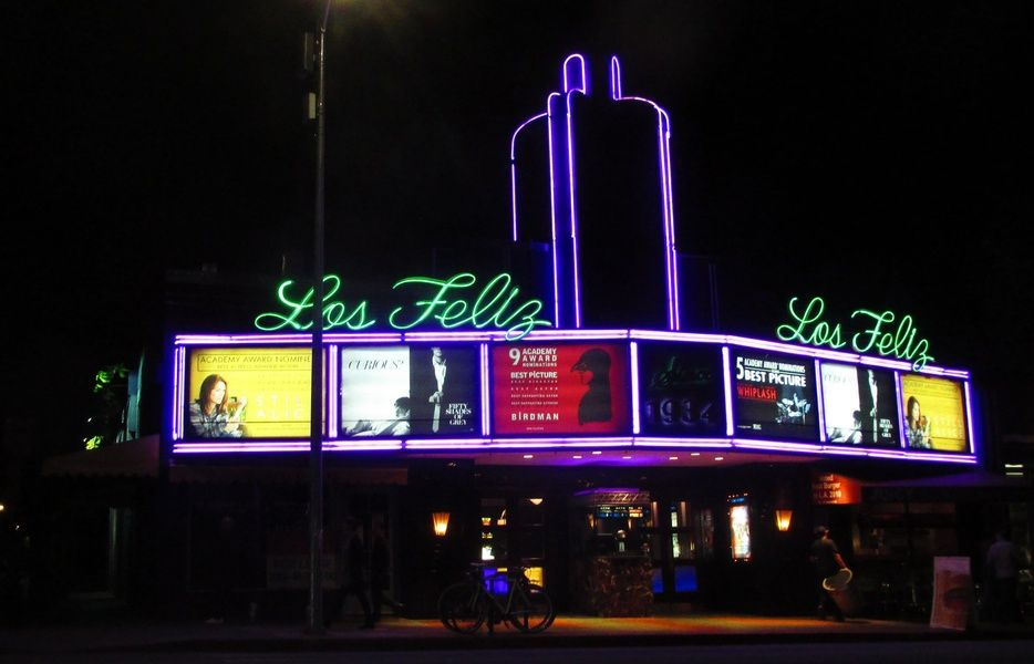Los Feliz Where to Stay in LA
