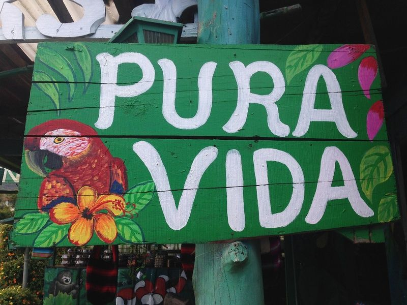 A Costa Rica travel FAQ: What does pura vida mean?