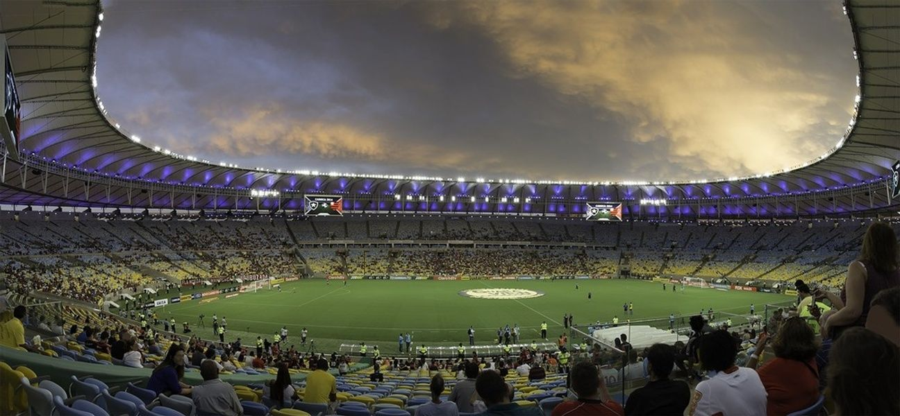 Maracanã Stadium is one of the best places to visit in Rio de Janeiro