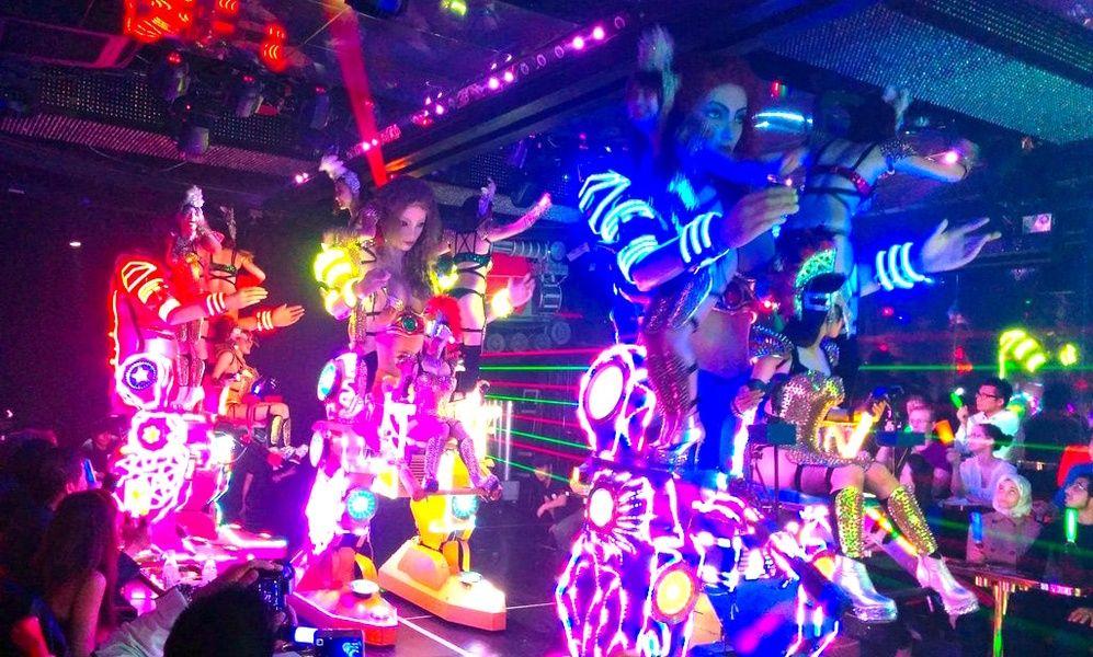 Robot Restaurant Must Do in Tokyo