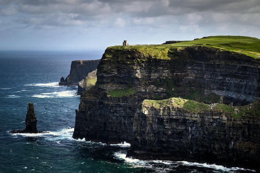 The gorgeous County Clare is one of the best places to stay in Ireland