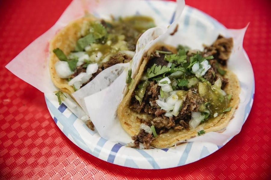 Tacos Places to Visit in Mexico City