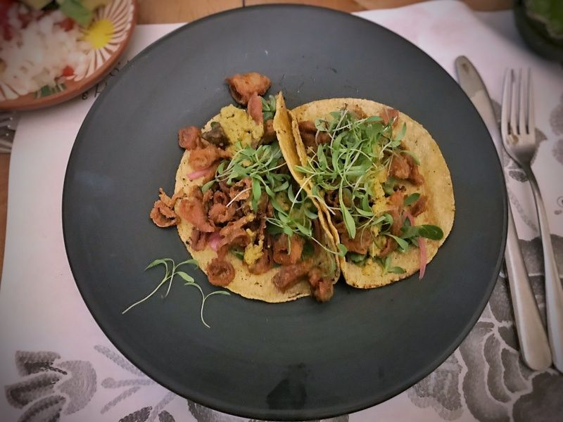 Condesa in Mexico City has tons of dining options
