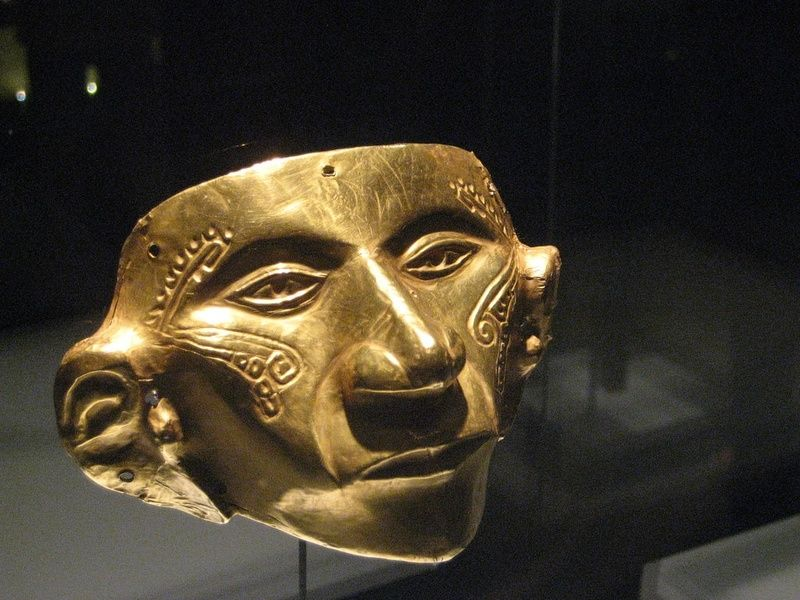 Gold Museum in Bogota for your Colombia Itinerary