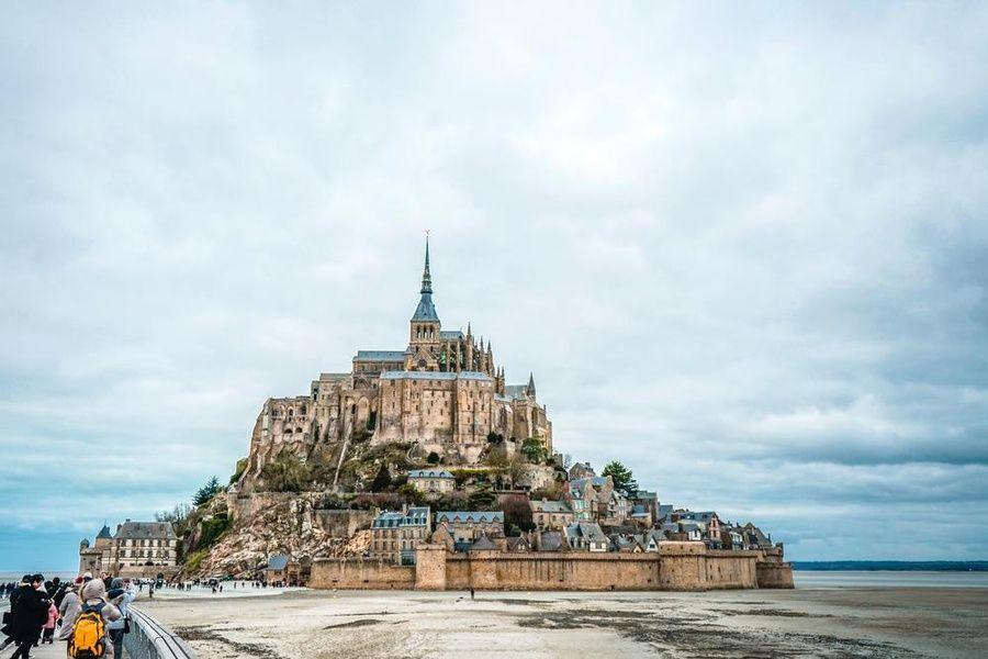 Mont Saint Michel Places to Visit in France