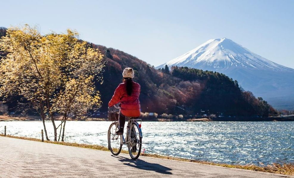 Mount Fuji Must Do Japan