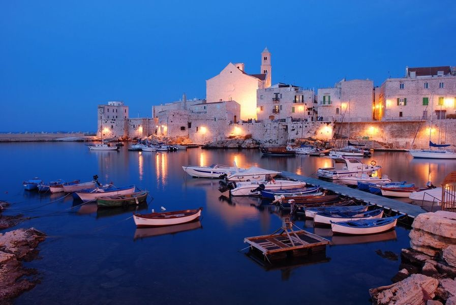 Puglia Where to Stay in Italy