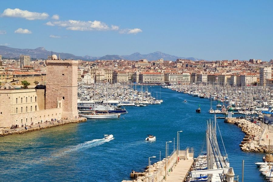 Marseille Best Cities to Visit in France