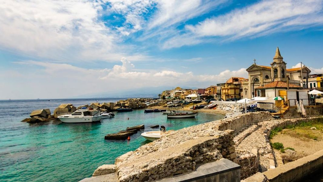 Sicily Where to Stay in Italy